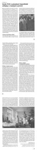 Vznik ČCE a působení španělské chřipky v českých zemích (in: Český bratr 10/2020, s. 39-41)